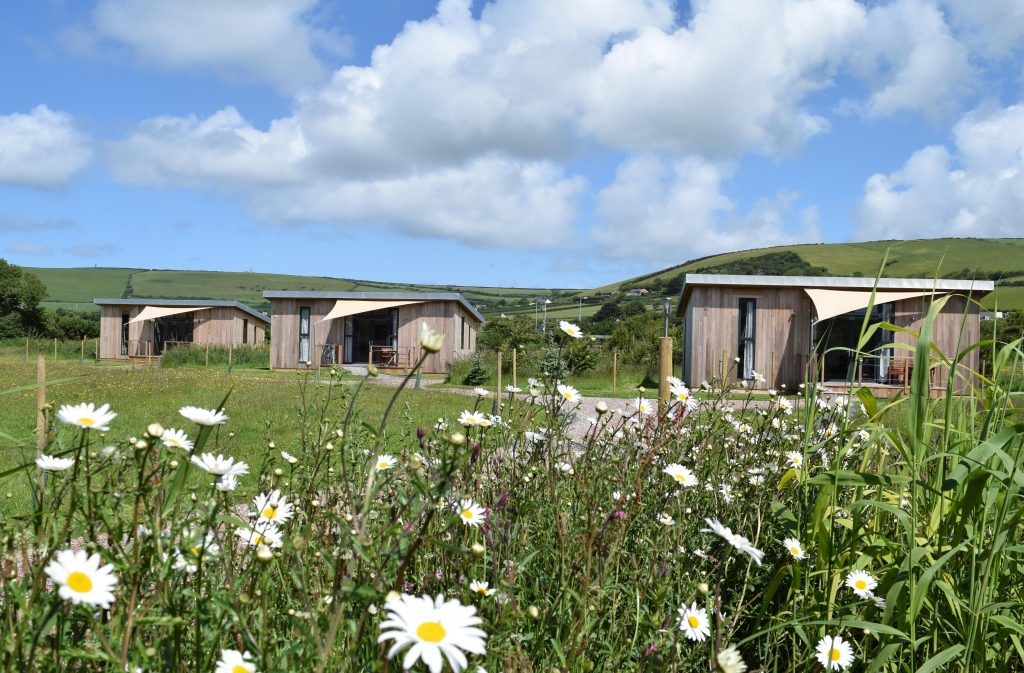 The Gallery Lodges in the Hay Meadow