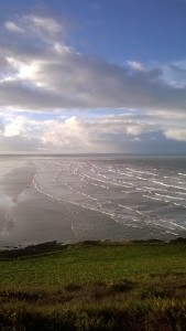 Saunton Beach near Braunton