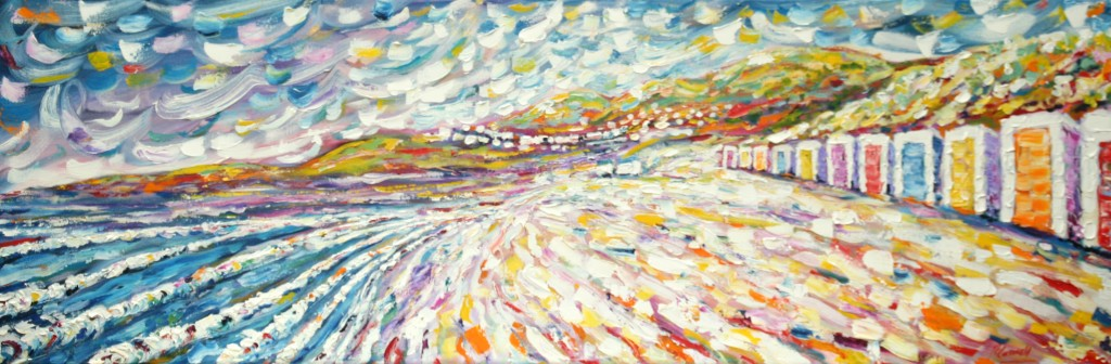 Woolacombe and Putsborough paintings for sale