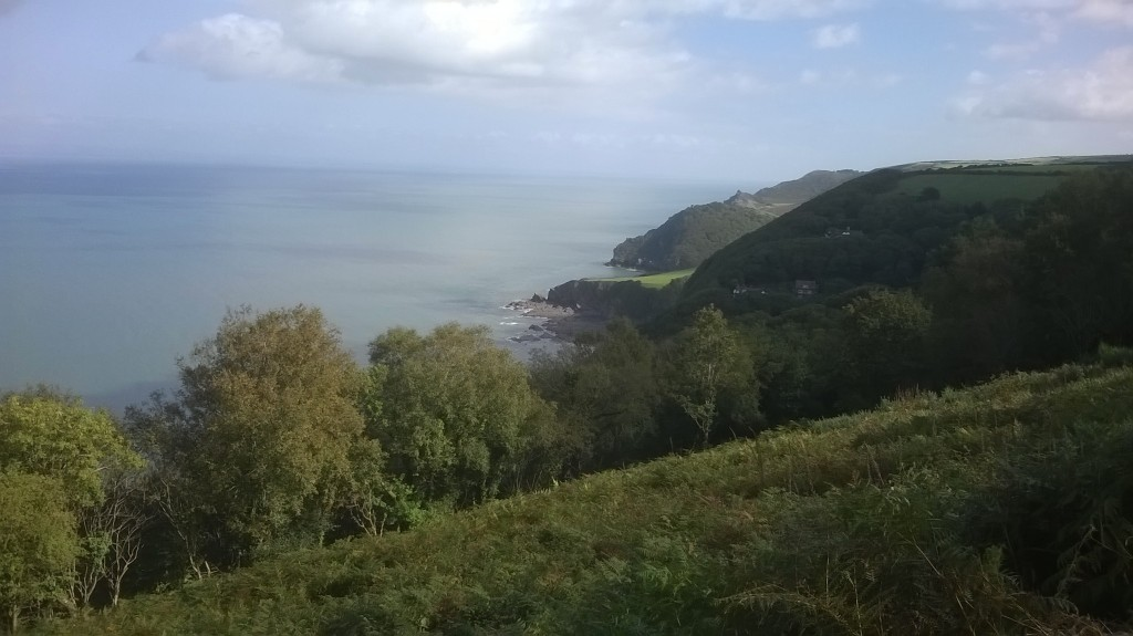 Heddon Valley Hunter's Inn to Lynton